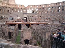 Colosseum inside; Florence Duomo; Doges Palace and Burano